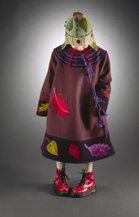 Fall childrens coat