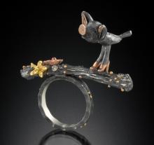 Bird pig ring