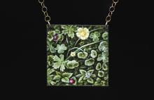 wildflowers pendant