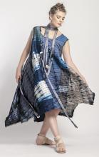 voluminous silk dupioni shaped dress