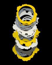 bangle bracelets of brass